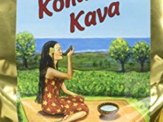 KONA KAVA Kavalactone 55% Premium Kava Paste for Muscle Relaxation, Sleep Aid, and Stress Relief (1/2oz)