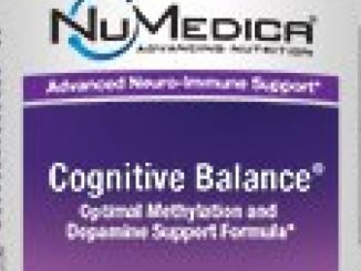 Numedica – Cognitive Balance – 120c (Premium Packaging)