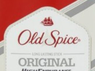 Old Spice High Endurance Original Scent Men's Deodorant 3 Oz (Pack of 4)