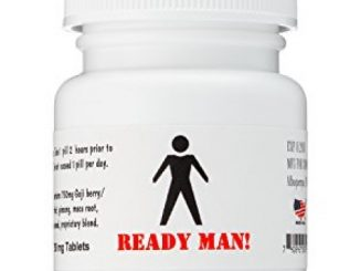 READY MAN! #1 Most Effective Herbal Male Enhancement Pill – IT WORKS!! 10 PILL VALUE