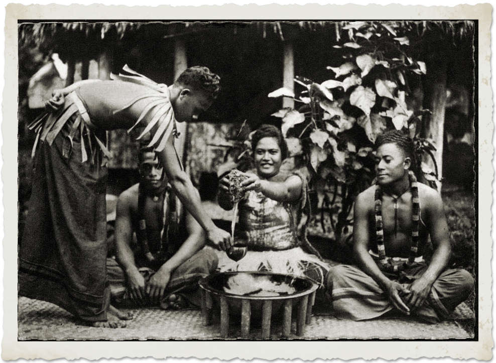 royal-kava-ceremony-historical-photograph