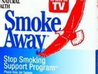 Smoke Away – Stop & Quit Smoking 7 Day Kit 30 Day Recovery Supply Electronic Cigar Alternative Natural Quick Anti Smoking Healthy Medicine