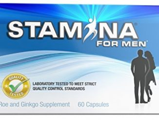 STAMINA FOR MEN | Pharmacist-Formulated Male Performance Capsules to Boost Endurance and Enhance Desire