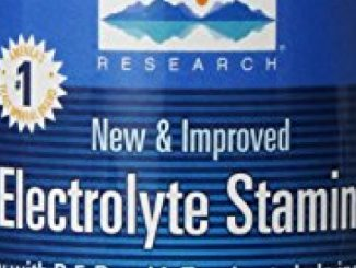 Trace Minerals Research Performance Electrolyte Stamina, High Performance Energy Formula of Balanced Ionic Minerals , 300 Tablets