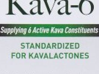 Nature's Answer Kava 6 Alchol-Free Extract, 1 Fluid Ounce