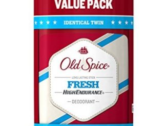 Old Spice High Endurance Long Lasting Stick Men's Deodorant, Fresh Scent 2 – 2.25 Oz Each Reviews