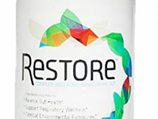 Restore complete well-being in the gut 32oz