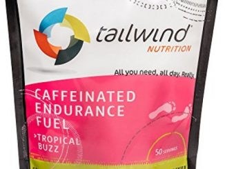 Tailwind Nutrition Caffeinated Endurance Fuel Tropical Buzz 50 Serving