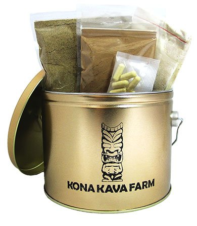 Kona Kava Farm Maximum Strength Kava Tincture boasts a 12% Kavalactone Kona Kava Farms Premium 55% Kavalactone Paste for Muscle Relaxation, Sleep Aid, Anxiety and Stress Relief | Natural Kava Root Extract Supplement | Easy-to-Use Concentrate(1 oz Premium) by Kona Kava Farms.