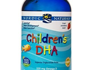 Nordic Naturals – Children's DHA, Healthy Cognitive Development and Immune Function, 16 Ounces