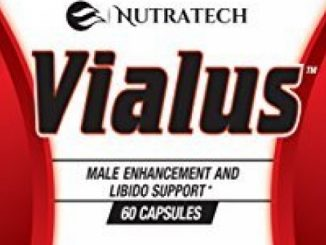 Vialus -Male Enhancement to Improve Performance, Size, Energy, Stamina, & Libido with a Fast Acting Formula, Safe Alternative to Prescriptions. Reviews