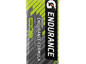 Gatorade Endurance Formula Powder Sticks, Lemon Lime, 1.72 oz. Packs, 12 Count Reviews