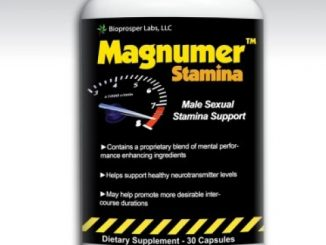 Magnumer Stamina Male Performance Enhancement Supplement for Premature Ejaculation