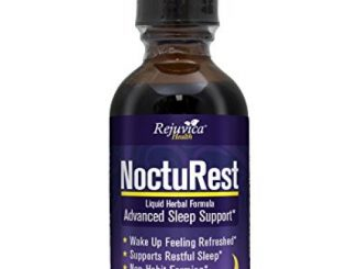 NoctuRest – Fast, Advanced Sleep Supplement | All-Natural Liquid Formula for 2X Absorption | Melatonin, Magnesium, Chamomile & More Reviews
