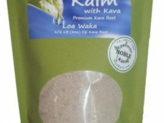 Kava Root – Farm Fresh Fiji Loa Waka 100% Noble Kava (1/2 LB)