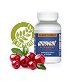 Prosvent Ultra Blend with Nettle and Cranberry - Natural Prostate Health Supplement 60ct capsule