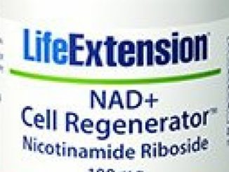 Life Extension NAD+ Cell Regenerator Nicotinamide Riboside Capsules, 30 Count Reviews
