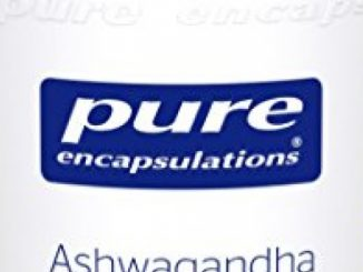 Pure Encapsulations – Ashwagandha – Supports Cardiovascular, Immune, Cognitive, and Joint Function and Helps Moderate Occasional Stress* – 120 Capsules