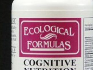 Ecological Formulas – Cognitive Nutrition 60 caps