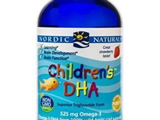 Nordic Naturals – Children's DHA, Healthy Cognitive Development and Immune Function, 4 Ounces (FFP)