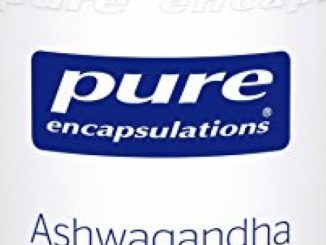 Pure Encapsulations – Ashwagandha – Supports Cardiovascular, Immune, Cognitive, and Joint Function and Helps Moderate Occasional Stress* – 60 Capsules