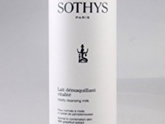 Sothys Vitality Cleansing Milk -Professional Size 16.90 oz. Reviews