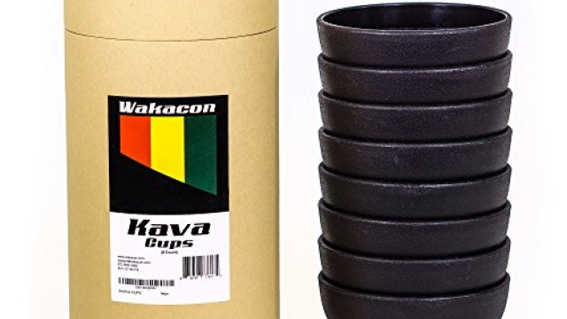 KAVA CUPS – 8 COUNT –