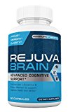 Rejuva Brain- Advanced Cognitive Support- Enriched w/ L-Glutamine & Bacopa Monnieri to Support Cognitive Health and Ability