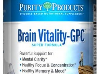 Brain Vitality-GPC (Acetyl L-Carnitine) Super Formula by Purity Products – 120 Capsules