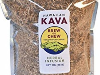 Hawaiian Kava Brew or Chew (8oz) Reviews