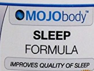 Sleep Formula, 30 Capsules, Valerian Root, Hops, Kava Kava, and Melatonin, by MOJObody™ Improves The Quality of Your Sleep! Reviews