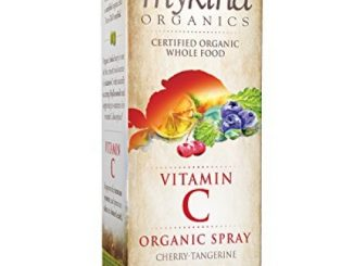 Garden of Life Vitamin C with Amla – mykind Organic C Vitamin Whole Food Supplement for Skin Health, Cherry Tangerine Spray, 2oz Liquid Reviews