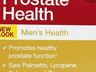Schiff Prostate Health, 60 capsules – Men's Health Supplement Reviews