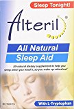 Alteril Sleep Aid, 120-Count Box