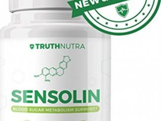 Sensolin – All Natural Blood Sugar Support Supplement to Help Control Insulin Resistance *New & Improved* Reviews