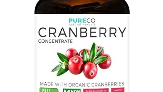 Organic Cranberry Concentrate – 25,000mg of Fresh Cranberries (Equivalent) For Kidney Cleanse & Urinary Tract Health – UTI Support Vitamins – Fruit 50:1 Extract Supplement – 60 Vegan Capsules No Pills Reviews