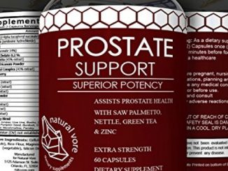 All Natural Prostate Support Health Supplement Pure Extract Pills Best Formula Saw Palmetto Extract Capsules Plant Sterol Complex – Urinary System Boost Vitamins Hair Growth for Men by Natural Vore