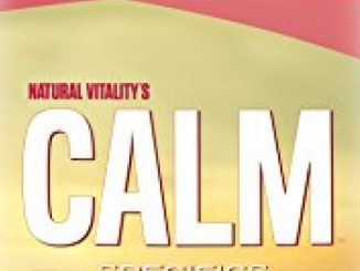 Natural Vitality CALM Specifics Calmful Muscles – for Tired, Sore, or Cramping Muscles – Watermelon 6 oz